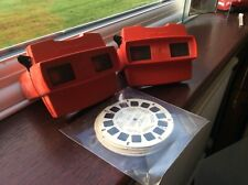 2 viewmaster  with film