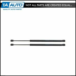 Tailgate Glass Lift Support Pair Set of 2 for Isuzu Rodeo Amigo Honda Passport