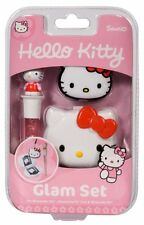 HELLO KITTY Set Nintendo NEW 3DS, 3DS XL, DSi, DS-Lite Officiel Neuf En Stock