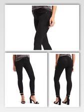 Gap 1969 Stretch Try Skinny jeans SIZE 0 PETITE (25) black 322656
