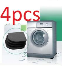 4PCS Anti Vibration Pads Washer Dryer Machines Reduce Noise Walking Non Slip Pad