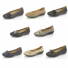 Evening Synthetic Ballet Flats for Women