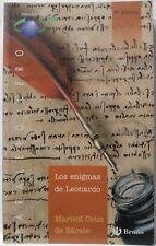 Los Enigmas de Leonardo. Marisol Ortiz de Zárate.