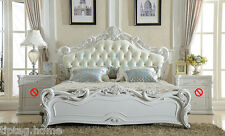 MARGARAET  KING BED with mattress