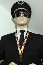 UPS United Parcel Service Airlines Lanyard neckstrap Lanyard for pilots, crews..