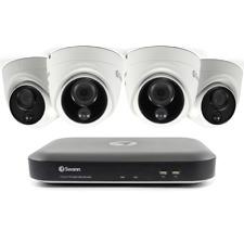Swann 4 Camera 4 Channel 4K DVR-5580 Security System, 1TB HDD, Heat & Motion