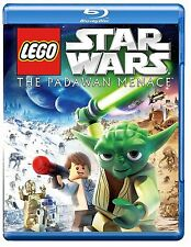 LEGO Star Wars: The Padawan Menace (Blu-Ray) 2012 Brand new and sealed