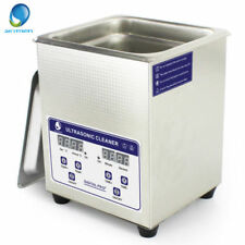 Skymen Stainless Industry Ultrasonic Cleaner Denture  Jewelry Watches JP-010S 2L