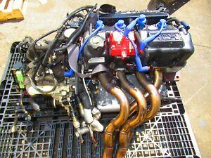 2003-2006 BMW MINI COOPER 1.6L ENGINE MANUAL TRANSMISSION ECU WIRING HARNESS ECM