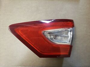 USED OEM 13-16 Ford Fusion Rear Right Lid Mounted Inner Tail Light ds7313a602ad
