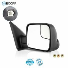 Passenger Side For 2002-2008 Dodge Ram 1500 2500 3500 Power Heated Tow Mirror