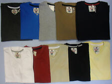 Unbranded V Neck Short Sleeve Cotton Men's Casual Shirts & Tops