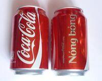Coca Cola can VIETNAM Collector Share NONG BONG Hot 2014 Collect Coke Asia