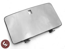 VESPA PX/T5 Custom Glove/Tool Box Door Lid Stainless Steel Toolbox/glovebox