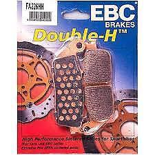 EBC Hh Delantero Pastillas De Freno Para Honda Hornet 2001 CB600 F1 FA226HH