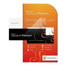 Microsoft Signature Premium Service - 1 Year  Subscription (IL/RT5-DQF-00083-...