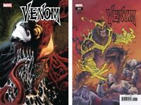 Marvel 2019 Venom # 20 AC Main + Codex Var  2019 NM 11/27