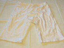 Martin Athletic Adult L 5 pocket girdle white *spots*Nos Nwot