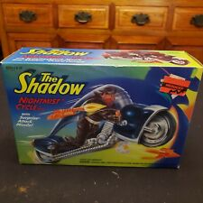 New Sealed Vintage The Shadow 1994 -Nightmist Cycle– Kenner- Action Vehicle