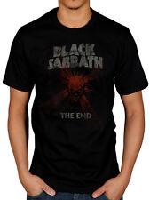 Official Black Sabbath The End Mushroom Cloud T-shirt Heaven And Hell Merch