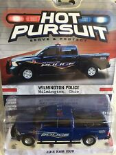 Greenlight  Hot Pursuit Wilmington Ohio Police. 2014 Dodge Ram 1500 Pickup
