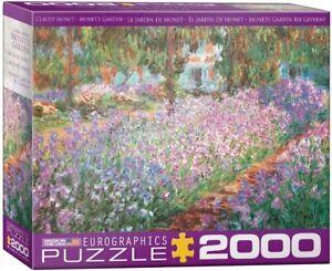 Monet's Garden 2000 piece jigsaw puzzle 965mm x 685mm (pz)