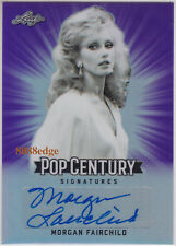 "2018 POP CENTURY METAL AUTO: MORGAN FAIRCHILD #7/15 AUTOGRAPH ""FRIENDS/ROSEANNE"""
