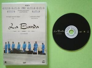 DVD Film Ita Drammatico LA BANDA Sasson Gabai ex nolo no vhs cd lp mc (H1)