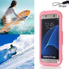 Shockproof Dirtproof Hard Waterproof Case Cover For Samsung Galaxy S7 / S7 edge