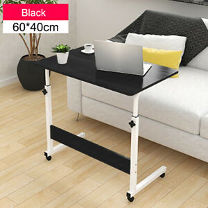 Portable Notebook Computer Desk Adjustable Laptop Table Trolley Bed Sofa Tray UK