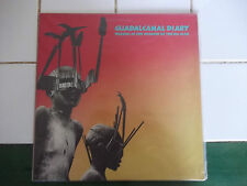GUADALCANAL  DIARY /JANGLE POP -WALKING IN THE SHADOW OF THE BIG MAN