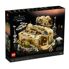 Lego Star Wars Mos Eisley Cantina (75290) MISB Safe Packing