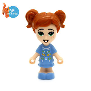 Genuine Lego Friends Ava Micro Doll Minifigure (frnd411) from 41444 NEW