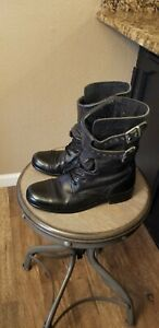 All Saints Damisi Boots Size 39 Nice