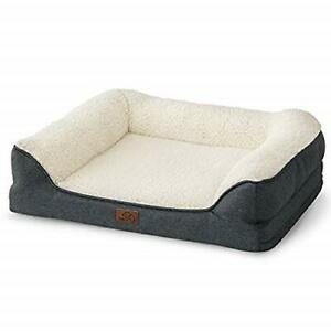 Large Size Memory Foam Orthopaedic Dog Sofa Bed Couch