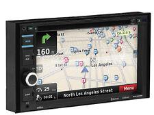 """Boss Bv9382Nv Double-Din Dvd Player 6.2"""" Touchscreen Navigation Bluetooth"""