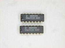 """MB4204   """"Original"""" Fujitsu 14P DIP IC  2  pcs"""