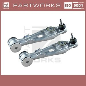 Arm for Porsche 991 Boxster Cayman 981 982 Handlebars Front Lower Sport 2X