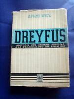 1941 EL PROCESO DREYFUS - BRUNO WEIL Ed CLARIDAD ILLUST XRARE ARGENTINA 1st