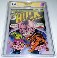 Incredible Hulk #188 CGC SS Signature Autograph STAN LEE Gremlin Unchained Comic