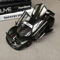 New 1/18 AUTOart Mclaren F1 Stealth Gran Turismo GT5 car model W helmet replica