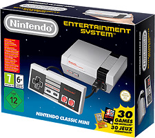 Nintendo NES Classic Mini Gaming Console Edition Entertainment System NEW!