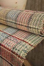 RAG RUG vintage 6 yds European carpet hallwayarea rug Stair runner