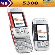 Nokia Xpress Music 5300 Cellular Phone Tri-Band 2G GSM 900 / 1800 / 1900