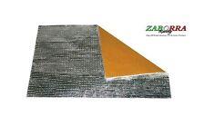 PARACALORE ADESIVO - Materiale isolante alluminio - 250 x 250 mm - TERMOISOLANTE