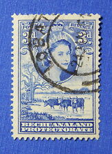 1955 BECHUANALAND PROTECTORATE 3d SCOTT# 157 S.G.# 146 USED              CS20562