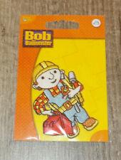 Bob der Baumeister Kinder Applikation Aufbügler Aufnäher Bügelbild Patch