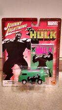 Johnny Lightning Marvel Hulk #377 60's VW Van