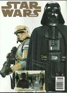 "Star Wars Insider Jan/Feb 2017 #170 (US) Rare ""Previews"" cover - Dark Disciple"