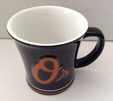 MLB Baltimore ORIOLES 15 oz COFFEE MUG Cup Sculpted Baseball Tea Cocoa NEW GIFT